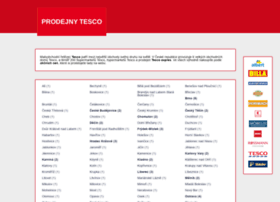 Tesco-prodejny.cz thumbnail