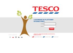 Tesco.learnway.eu thumbnail
