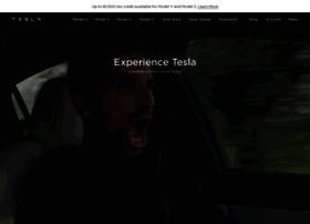 Tesla.com thumbnail