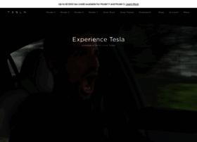 Teslamotors.com thumbnail