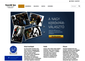 Testbike.hu thumbnail