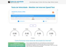 Testeminhainternet.com.br thumbnail