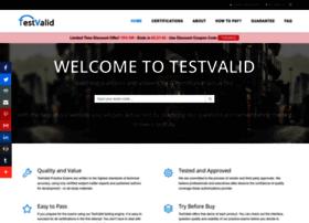 Testvalid.com thumbnail