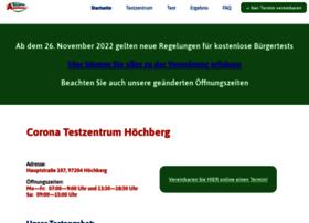 Testzentrum-hoechberg.de thumbnail