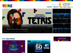 Tetrisfriends.com thumbnail