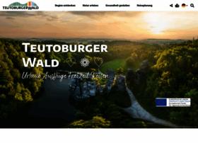 Teutoburgerwald.de thumbnail