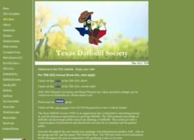 Texasdaffodilsociety.org thumbnail