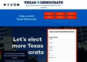 Texasdemocrats.org thumbnail