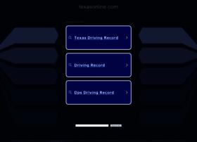 Texasonline.com thumbnail
