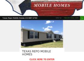 Texasrepomobilehomes.net thumbnail