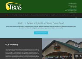 Texastownship.org thumbnail