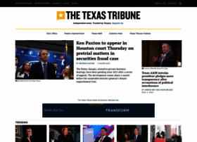 Texastribune.org thumbnail