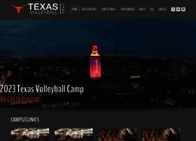 Texasvolleyball.com thumbnail