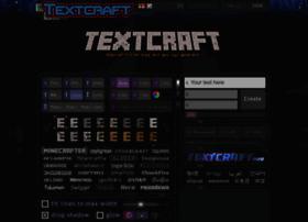 Textcraft.net thumbnail