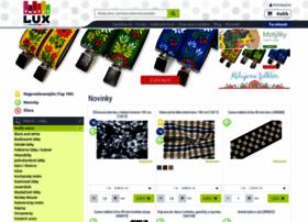 Textillux.sk thumbnail