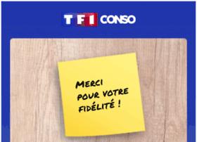 Tf1conso.fr thumbnail