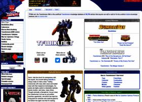 Tfwiki.net thumbnail