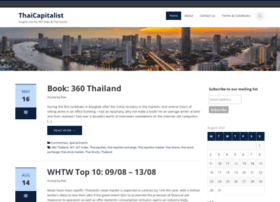 Thaicapitalist.com thumbnail