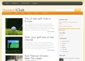 Thaigolfclub.net thumbnail