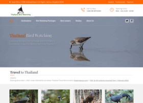 Thailandbirdwatching.com thumbnail