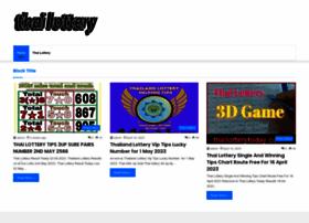 Thailotterytoday.com thumbnail