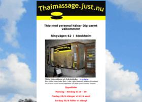 Thaimassagebutiken.se thumbnail