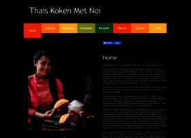 Thaiskokenmetnoi.nl thumbnail