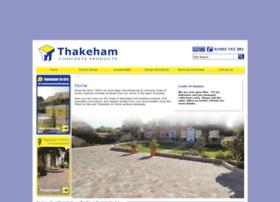 Thakeham.co.uk thumbnail