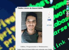 Thalleslazaro.com.br thumbnail