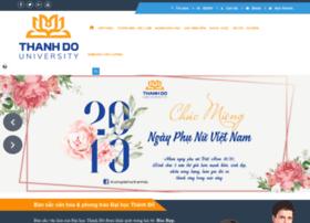 Thanhdo.edu.vn thumbnail