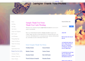 Thank-you-note-examples-wording-ideas.com thumbnail