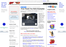 Thank-you-note-examples.com thumbnail