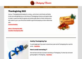 Thanksgivingnovember.com thumbnail