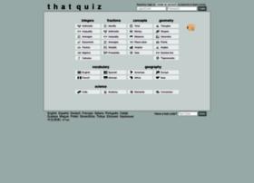 Thatquiz.org thumbnail