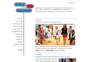 Thats-my-business.de thumbnail