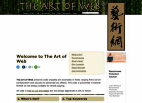 The-art-of-web.com thumbnail