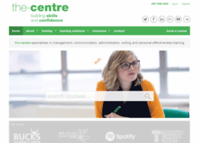 The-centre.co.uk thumbnail