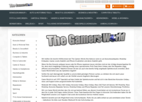 The-gamers-world.de thumbnail