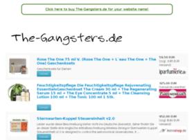 The-gangsters.de thumbnail