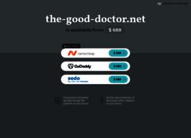 The-good-doctor.net thumbnail