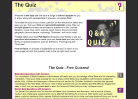 The-quiz.com thumbnail