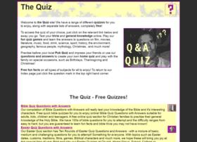 The-quiz.com thumbnail