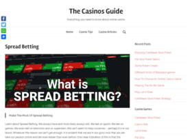 The-spread-betting-guide.com thumbnail