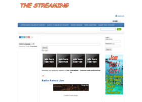 The-streaming.blogspot.com thumbnail