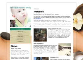 The-wilkinson-family.co.uk thumbnail