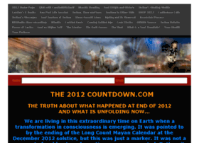The2012countdown.com thumbnail
