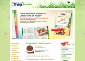 Thea.co.at thumbnail