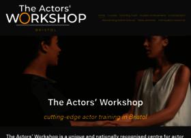 Theactorsworkshop.co.uk thumbnail