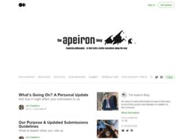 Theapeiron.co.uk thumbnail