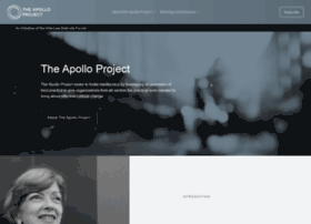 Theapolloproject.net thumbnail